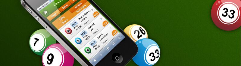 Spela bingo i mobilen